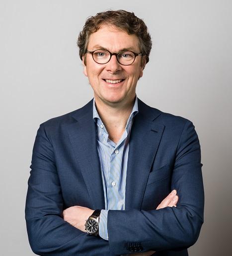 Markus Bos, Treasurer